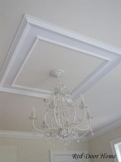 ceiling ideas-Easy DIY remodel projects