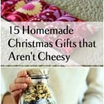15 Homemade Christmas Gifts that Aren't Cheesy
