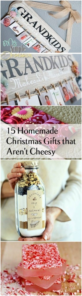 15 homemade christmas gifts that arent cheesy