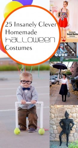 25 Insanely Clever Homemade Halloween Costumes (1)