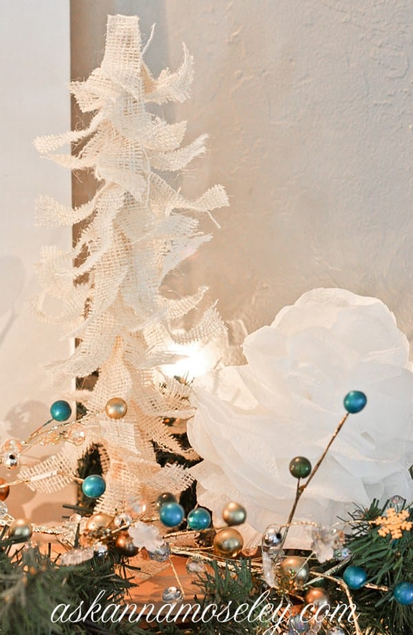 Christmas, Christmas decor, DIY Christmas decor, Anthropologie knock offs, popular pin, easy DIY, holiday DIY projects