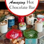 15 ways to make the most amazing hot chocolate bar