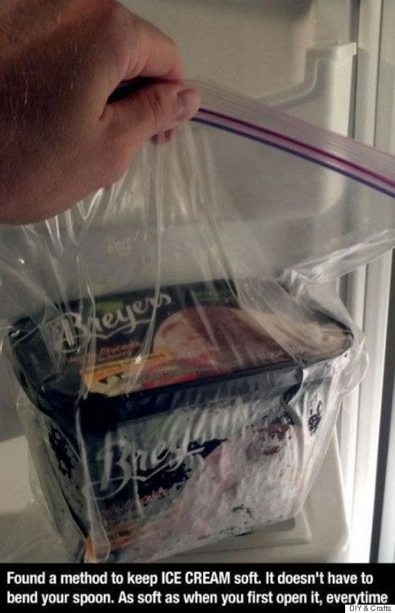 22 Kitchen HAcks that Will Change You Forever