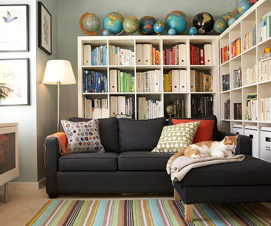 27 Sneaky Tips for Small Space Living