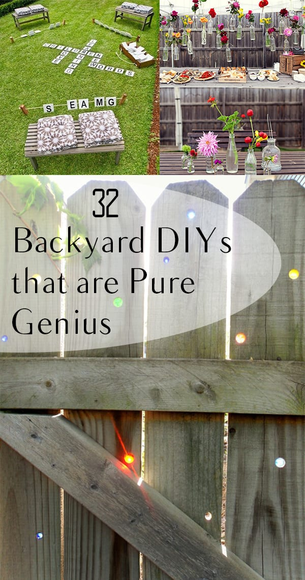 Backyard DIY projects, backyard projects, popular pin, gardening, gardening hacks, DIY gardening projects, outdoor living, outdoor furniture, DIY outdoor furniture,