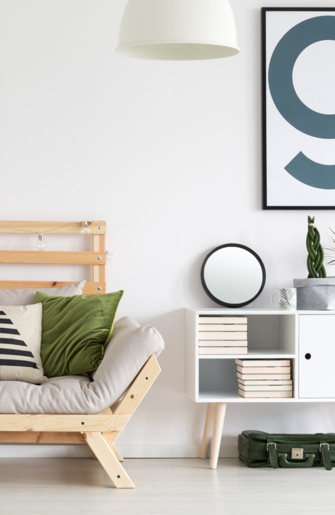 Small spaces don't have to be the end of your decorating creativity. Really. It's possible to do all you want and more even in the tiniest spaces. Here are 27 amazing decorating tips for small space living. Check them out!