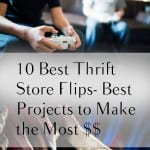 Thrift store shopping, thrift store furniture flips, DIY furniture flips, popular pin, home projects, DIY projects, thrift store hacks. furniture flips.