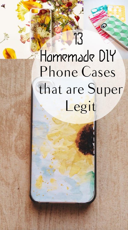 DIY phone cases, projects, DIY projects, DIY projects for teens, popular pin, home DIY, crafting, crafting hacks, DIY projects, homemade phone cases.t are Super Legit