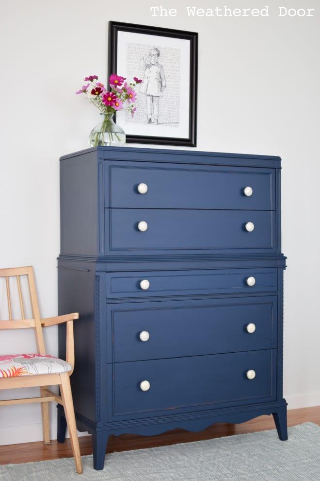 Borderline Genius Furniture Makeover Projects