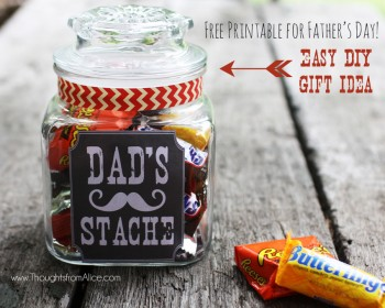 25 Homemade Father's Day Gifts That Aren't Cheesy