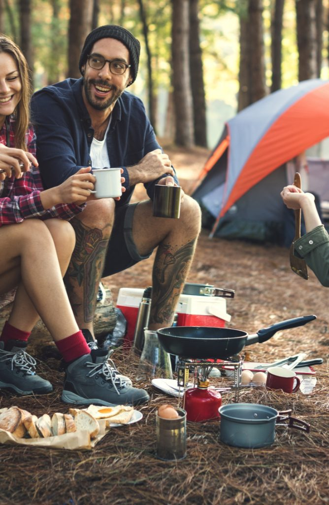 If you are an outdoors lover, you need to know these 24 camping hacks you have been missing out on! We even have tips for keeping your matches dry. Trust me, you don't want to get stranded while it's raining and not have a fire.