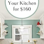 Remodel Your Kitchen for $160