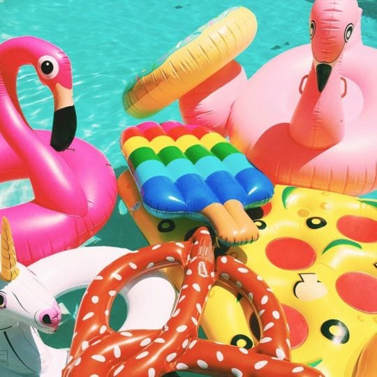 Outdoor living, tips and tricks, pool party, summer party, summer activities, boredom busters.