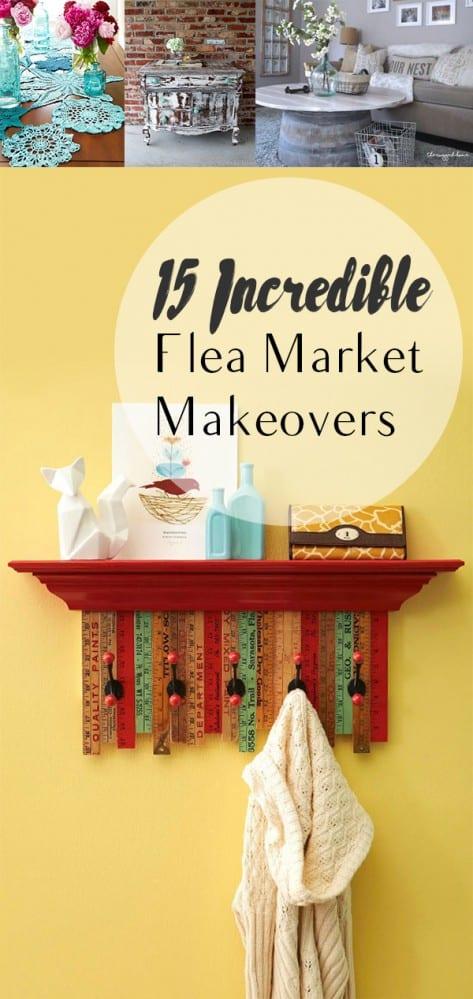 15 Incredible Flea Market Makeovers