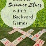 Summer activities, how to beat boredom, boredom busters, popular pin, summer, outdoor games, summer activities, outdoor entertainment.