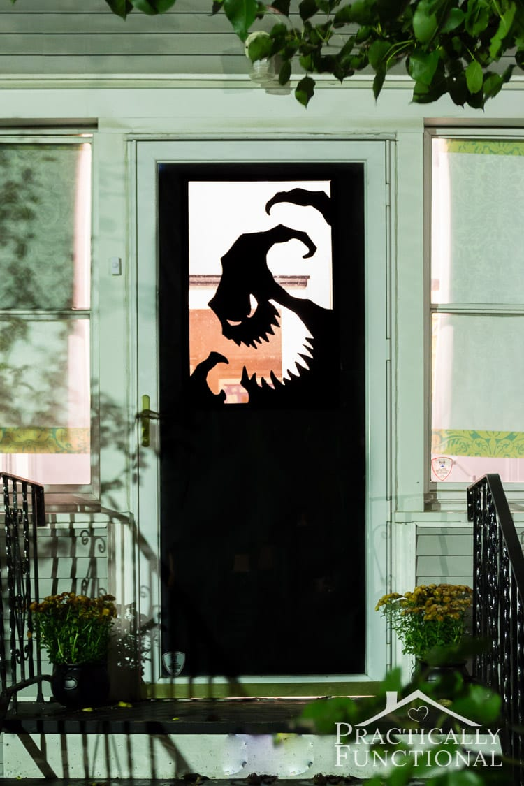 10 ways to decorate your door for halloween how to build it - Ways To Decorate For Halloween