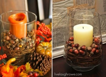 15 Ways to Decorate Frugally This Fall6