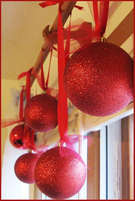 18 Dollar Store Christmas Decorations11