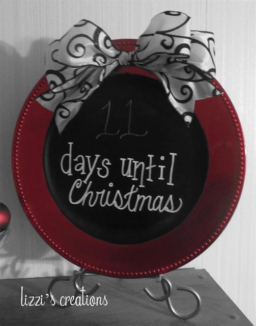 18 Dollar Store Christmas Decorations16