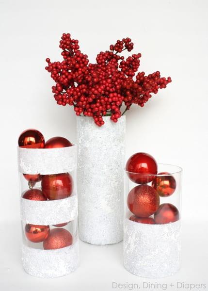 18 Dollar Store Christmas Decorations6