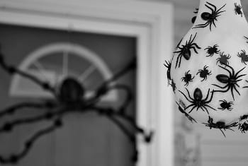 20 Ways to Decorate Your Porch for Halloween