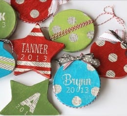 Christmas, Christmas Ornaments, Christmas Ornament DIY, Popular Pin, DIY Holiday, Holiday Decor, Christmas Tree, Christmas Tree Decor