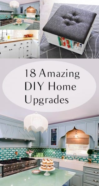 Home Upgrades, Home DIY, DIY Home Decor, Easy Home Updates, DIY Home Remodel, Home Remodel Hacks, DIY Home Remodeling, Popular Pin