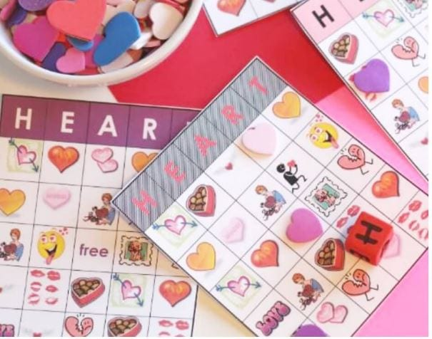 Valentines Day, Valentines Day Decor, DIY Valentines Day, Quick Valentines Day Decor Ideas, Valentines Day Home Decor, Popular Pin