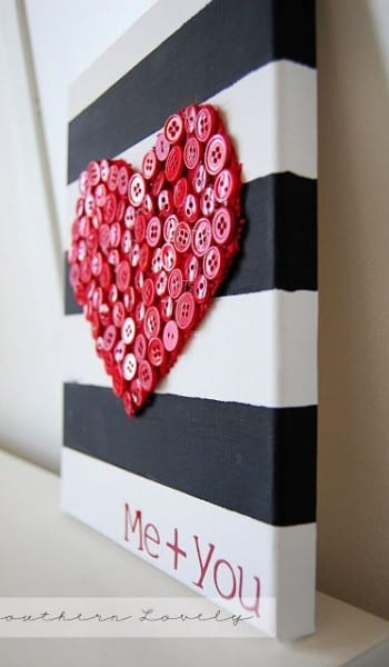 Valentines Day Craft Ideas, Valentines Day Crafts, DIY Valentines Day, Valentines Day DIY Ideas, Craft Ideas, Easy Craft Ideas, Popular Pin.