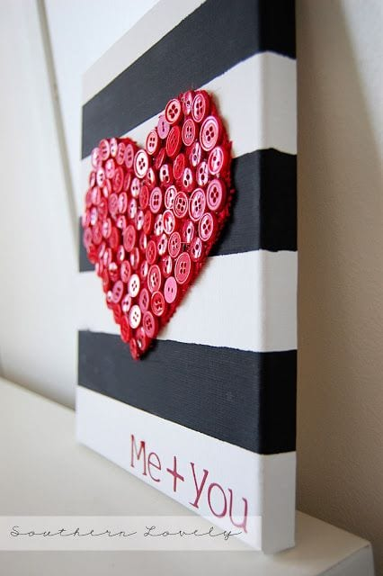 Valentines Day Craft Ideas, Valentines Day Crafts, DIY Valentines Day, Valentines Day DIY Ideas, Craft Ideas, Easy Craft Ideas, Popular Pin.