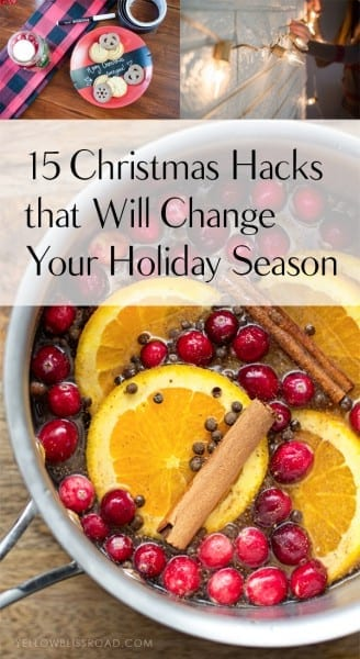Christmas Hacks, Holiday Hacks, Money Saving Holiday Hacks, Tips and Tricks, Life Hacks, Popular Pin