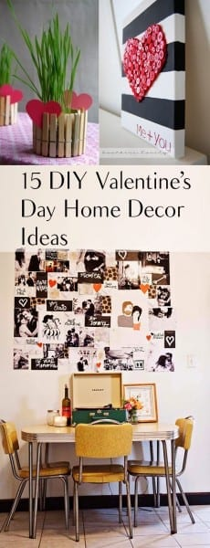 Valentines Day, Valentines Day Decor, DIY Valentines Day, Quick Valentines Day Decor Ideas, Valentines Day Home Decor, Popular Pin
