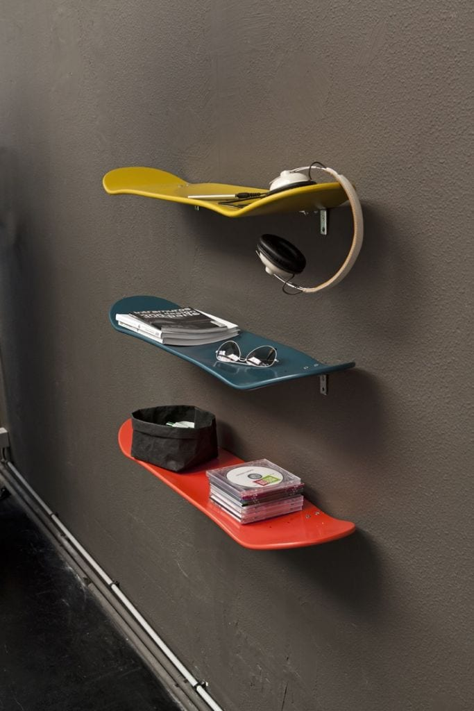 10 DIY Floating Shelf Projects10