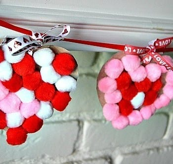 Valentines Day Crafts for Kids, Crafting for Kids, Valentines Day Craft Ideas, Easy Valentines Day Crafts, Craft Ideas, Valentines Day Crafts, Popular Pin, Valentines Day, Kid Crafts, Easy Crafts