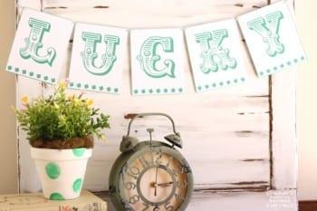 14 Simple St. Patrick's Day DIYs12