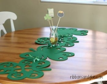 14 Simple St. Patrick's Day DIYs3