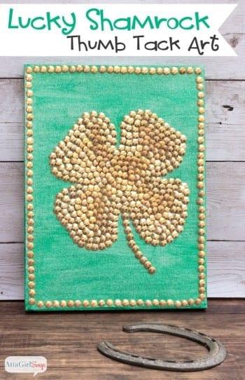 14 Simple St. Patrick's Day DIYs4