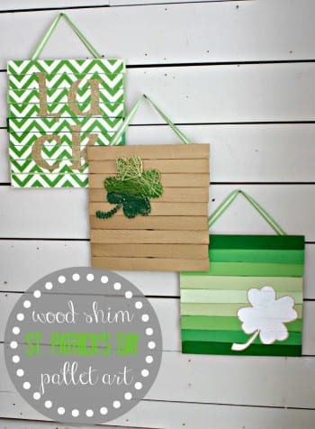 14 Simple St. Patrick's Day DIYs7