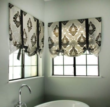 8 No Sew Curtain Projects (Tutorial Included!)2