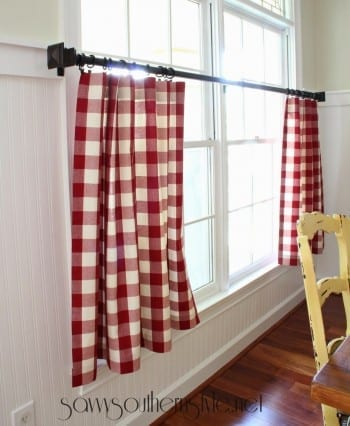 8 No Sew Curtain Projects (Tutorial Included!)3