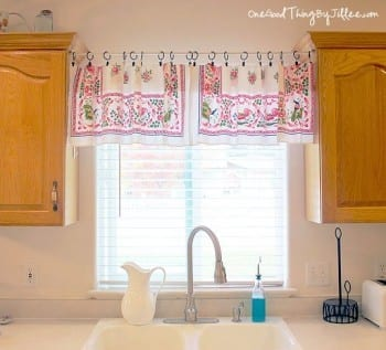 8 No Sew Curtain Projects (Tutorial Included!)6