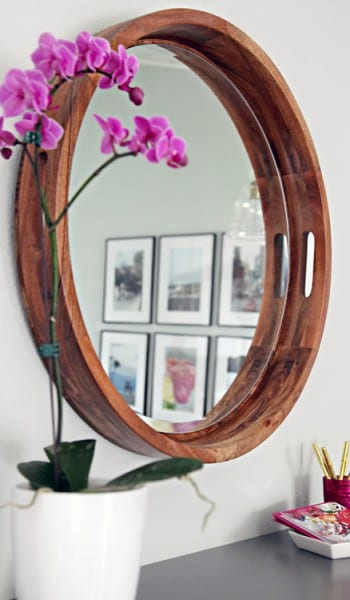 DIY Mirrors, DIY Mirror Projects, DIY Mirror Framing, Mirror Frame Projects, Easy DIY Projects, Mirror Projects for Your Home, Home Projects.