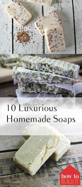 Homemade Soap Recipes, How to Make Homemade Soap, Homemade Beauty Products, All Natural Soap, Soap for Less, Natural Beauty Products, Popular Pin, Handmade Soaps
