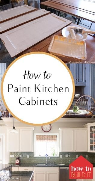 how to paint cheap kitchen cabinets how to paint kitchen cabinets how to build it 17185