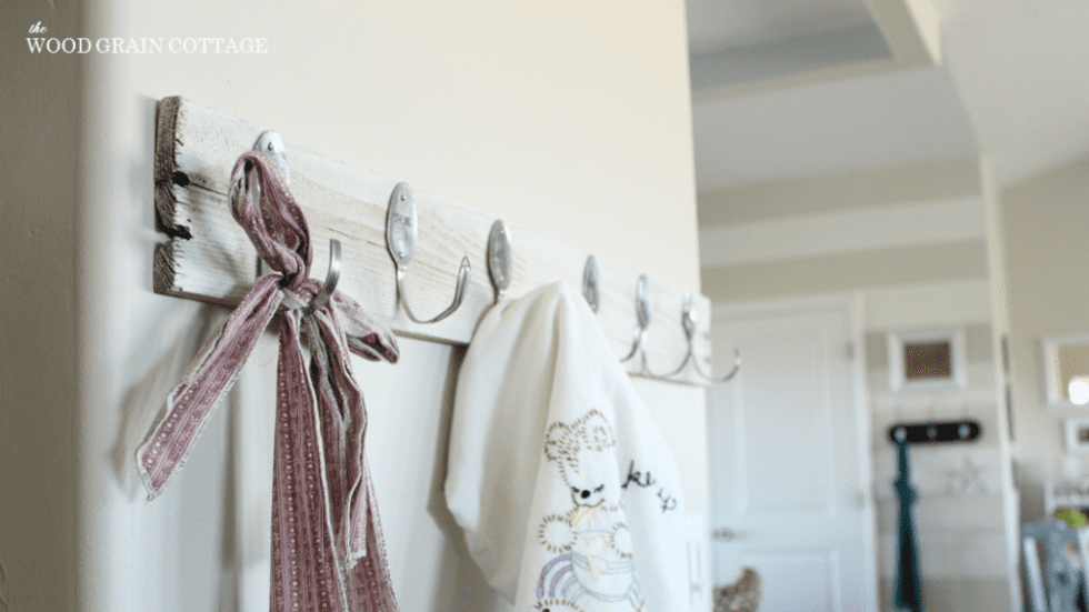 10 Repurposed DIY Coat Racks6