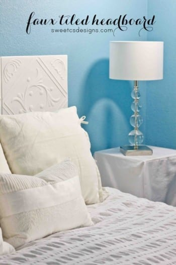 make-a-faux-tiled-headboard-perfect-for-people-who-move-a-lot-or-on-a-budget-This-only-cost-12