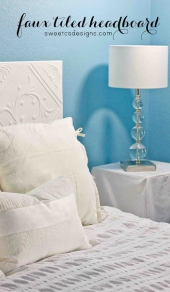 14 DIY Headboard Projects – How To Build It DIY Headboards, DIY Furniture Projects, Bedroom Projects, DIY Tutorials, DIY Headboard Tutorials, How to Make Your Own Headboard