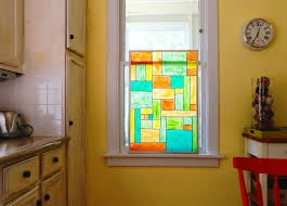 How to Create Faux Stained Glass3