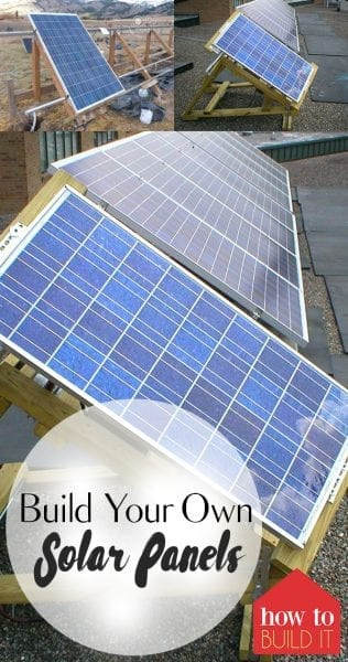 Build Your Own Solar Panels| DIY Solar Panels, Solar Panel Projects, Homemade Solar Panels, DIY Home Decor, Sustainable Living, Build Your own Solar Panels