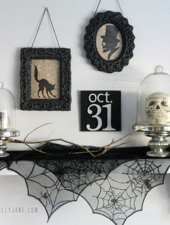 elegant halloween decor for the home